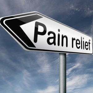 Treatment towards a pain-free life