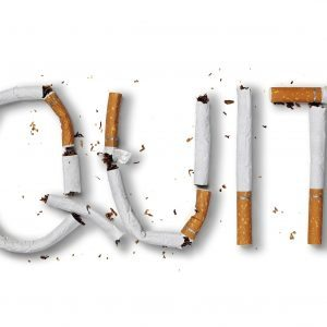 Quit smoking prior to pregnancy