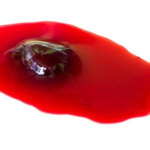 Blood clots can be seen in women with heavy periods