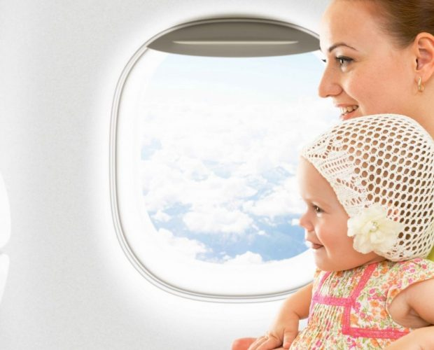 Travelling with a baby after pregnancy